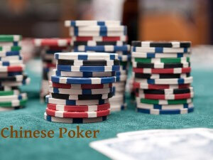 Chinese Poker Spiel