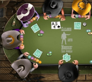 Poker bieten