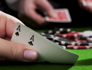 Poker Reihenfolge Zwei Ass