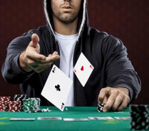 Showdown im Poker