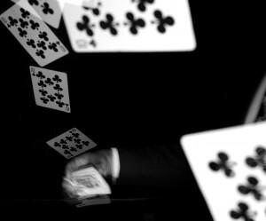 Geheimnisvoll Pokern