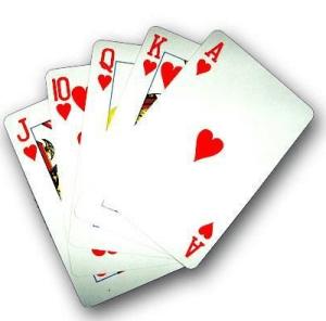 Gute Poker Karten