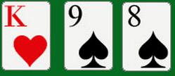 Poker Gemeinschaftskarten