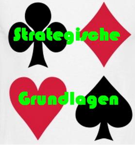Strategische Grundlagen beim Poker