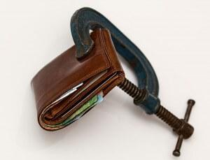 Vorsicht bei Geldeinsatz und Bluffen