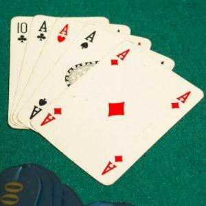 5 Card Draw Strategie